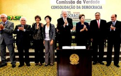 Integrantes da Comissão da Verdade empossados por Dilma Rousseff em 2012
